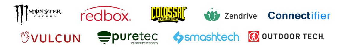 Grid of other client logos